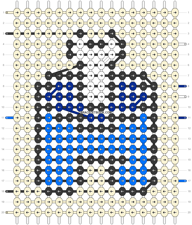 Alpha pattern #58094 variation #103905 pattern