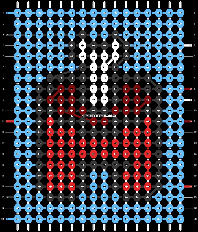 Alpha pattern #58094 variation #103908 pattern