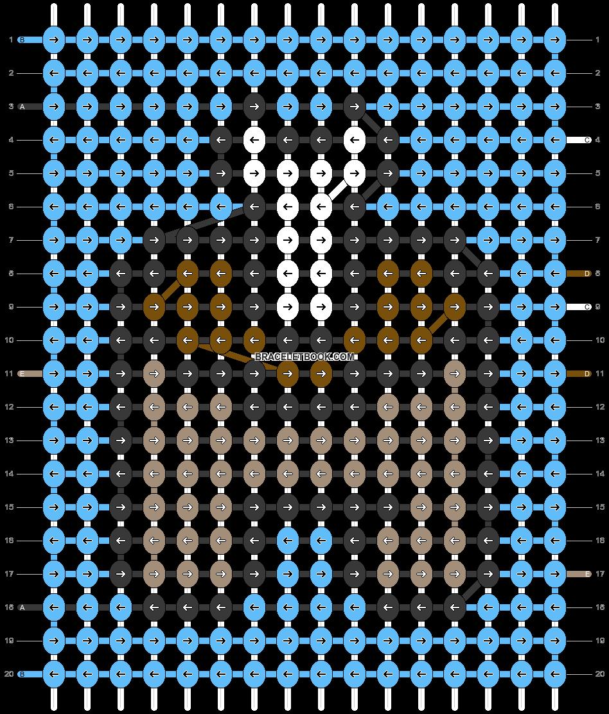 Alpha pattern #58094 variation #103910 pattern