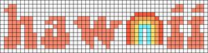 Alpha pattern #54134 variation #103995