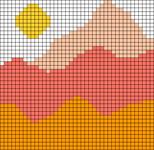 Alpha pattern #41496 variation #103996