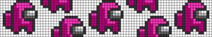 Alpha pattern #58617 variation #104008