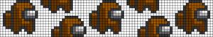 Alpha pattern #58617 variation #104011