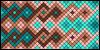 Normal pattern #51345 variation #104220