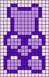 Alpha pattern #58710 variation #104240