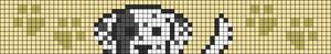 Alpha pattern #58525 variation #104242