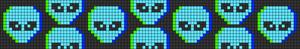 Alpha pattern #58141 variation #104330
