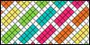 Normal pattern #23007 variation #104358