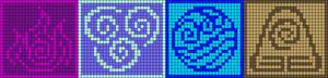 Alpha pattern #39201 variation #104369