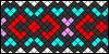 Normal pattern #46859 variation #104399