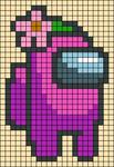 Alpha pattern #58355 variation #104474