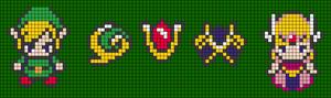 Alpha pattern #13470 variation #104574