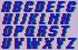 Alpha pattern #26781 variation #104581