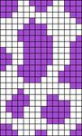Alpha pattern #1877 variation #104679
