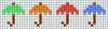 Alpha pattern #6822 variation #104796