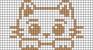 Alpha pattern #23286 variation #104816