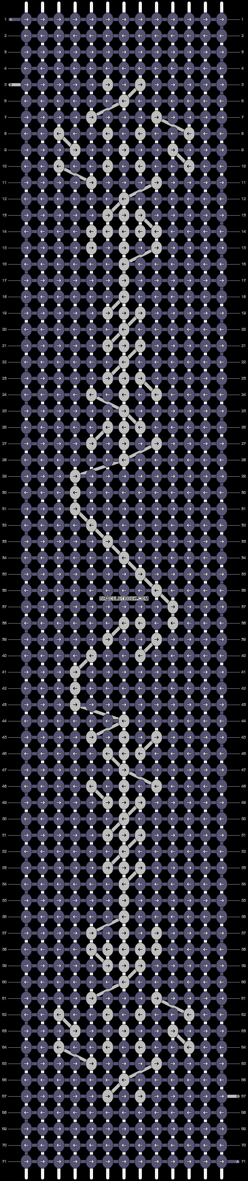 Alpha pattern #57396 variation #104864 pattern