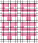 Alpha pattern #59201 variation #104870