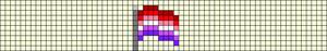Alpha pattern #49064 variation #105053