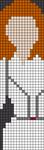 Alpha pattern #27871 variation #105080