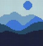Alpha pattern #59399 variation #105158