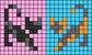 Alpha pattern #59198 variation #105169