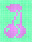 Alpha pattern #46385 variation #105246