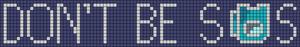 Alpha pattern #59374 variation #105247