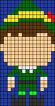 Alpha pattern #59382 variation #105249
