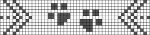 Alpha pattern #59390 variation #105300