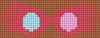 Alpha pattern #54325 variation #105304