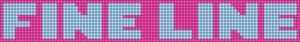 Alpha pattern #38693 variation #105359