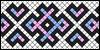 Normal pattern #26051 variation #105451