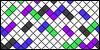 Normal pattern #2017 variation #105465