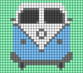 Alpha pattern #39115 variation #105481