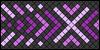 Normal pattern #59488 variation #105549