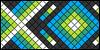 Normal pattern #57614 variation #105608