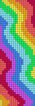 Alpha pattern #59459 variation #105659