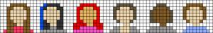 Alpha pattern #53486 variation #105667