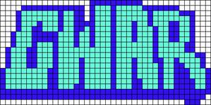 Alpha pattern #51059 variation #105685