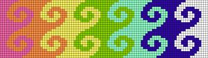 Alpha pattern #42246 variation #105700