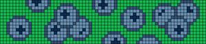 Alpha pattern #53307 variation #105734