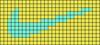 Alpha pattern #5248 variation #105741