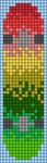 Alpha pattern #50269 variation #105791