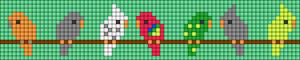 Alpha pattern #45378 variation #105828