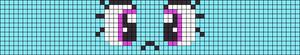 Alpha pattern #59773 variation #105907