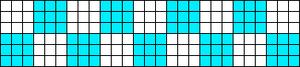 Alpha pattern #24454 variation #105913