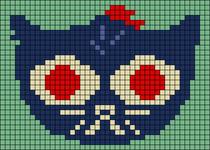 Alpha pattern #51188 variation #105923