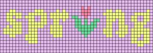 Alpha pattern #58129 variation #106000