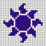 Alpha pattern #36226 variation #106106